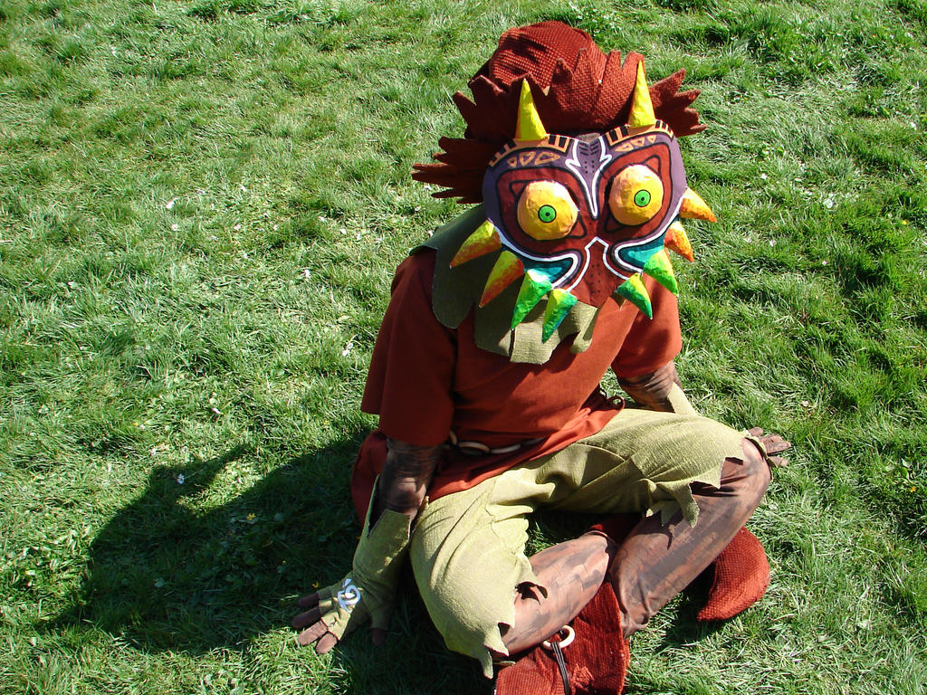 Majora S Mask Costume Pictures to Pin on Pinterest - PinsDaddy