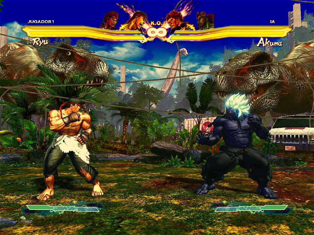 Street fighter x tekken моды скачать