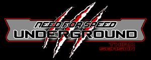 NFS Underground 3 Logo