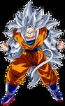 DBZ Goku SSJ5