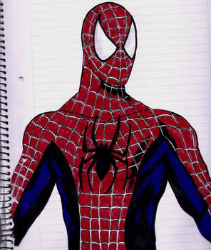 Spider-Man 1 tribute by Soyelmejor999