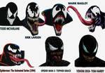 Venom- Different styles