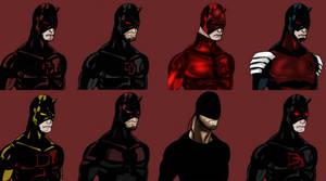Daredevil- Different versions