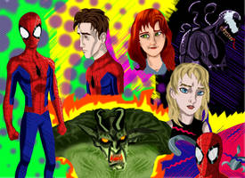 Into the Ultimate Spider-verse by Soyelmejor999