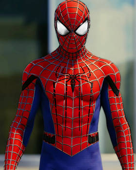 Spider-Man- Live action combination