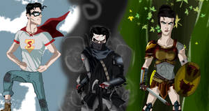 Trinity: Origins