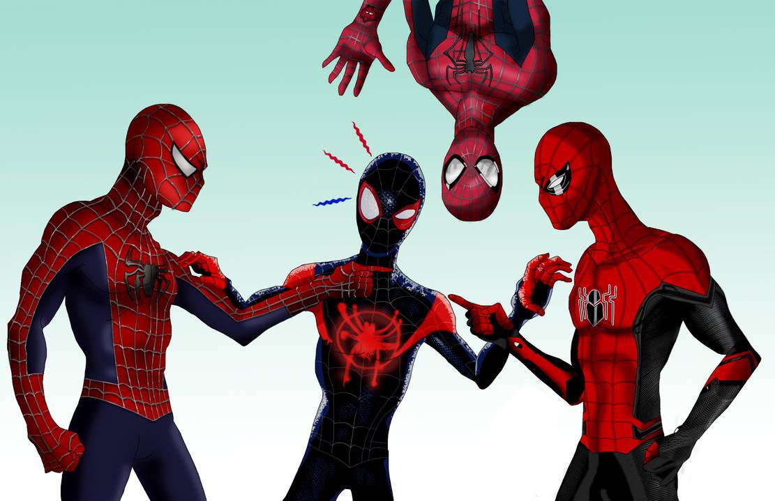The Spider Community summarized by Soyelmejor999 on DeviantArt