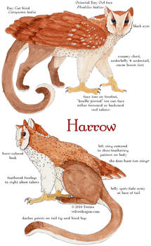 Harrow Gryphon Character Sheet