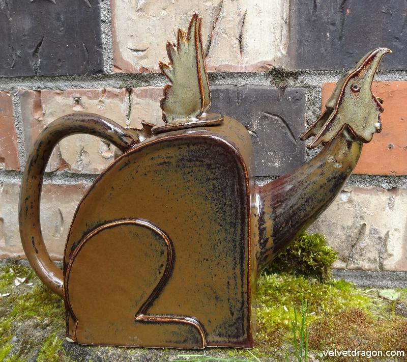Gryphon Teapot by tser