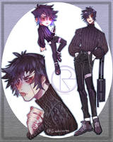 [OPEN] Darkhumor Adopt