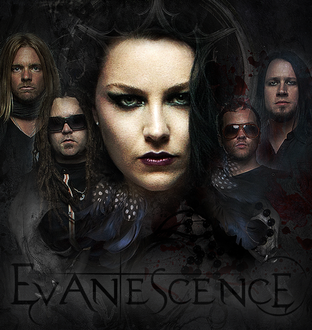 We Are Evanescence by TabooEv on DeviantArt Evanescence Album Cover 2013