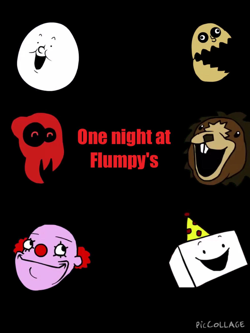One night at flumpty s by delsin rowe infamous on deviantart