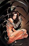 Witchblade Pin Up Colored