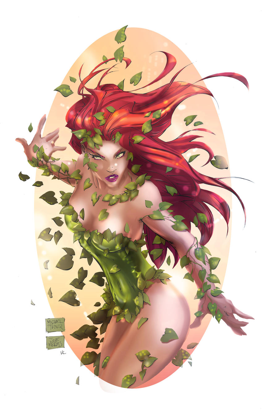 Poison Ivy by kcspaghetti