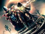 Gunslinger Spawn/ Western Ghost Rider/ BA color