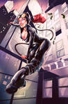 Catwoman Color