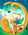 Adventure Time by kcspaghetti