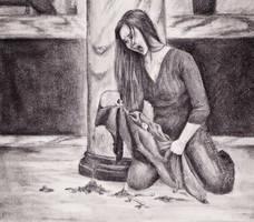 Ash and Bone by LadyRoxanne7
