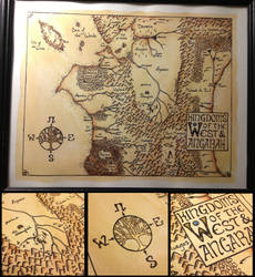 Belgariad Map