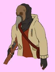 Random Character Design by Crampedsnow