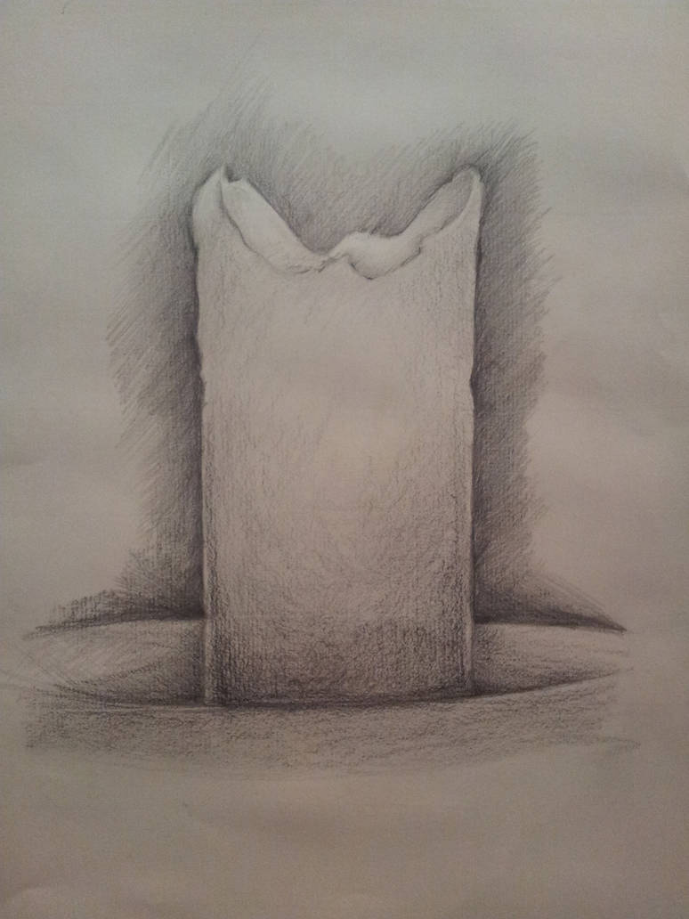 Candle pencil by lordfren on deviantart