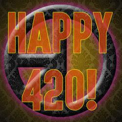 420 Symbol by Marihuano420