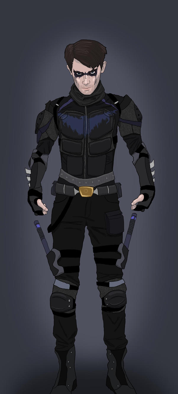 Nightwing by Rygorg