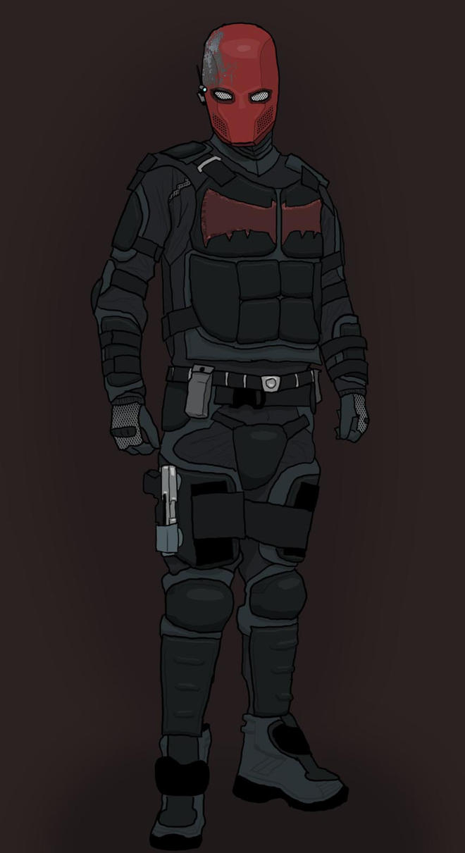 The Red Hood by Rygorg