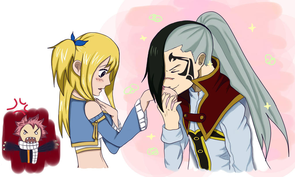 future rogue x lucy prince charming by lybertas on