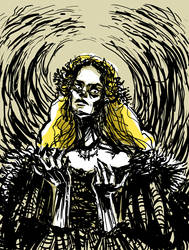 Cersei by zeynepozatalay