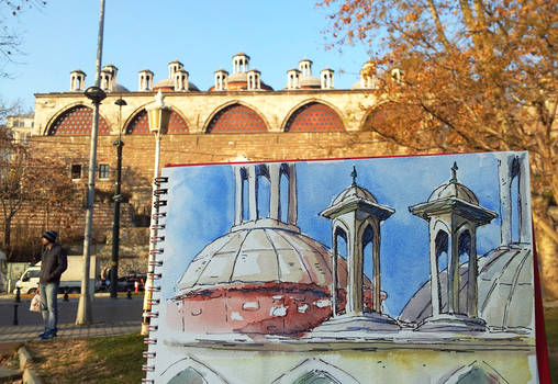 istanbul sketches I