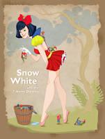 Snow White by zeynepozatalay