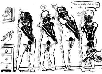Enslaved (censored) by Jomsviking