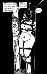 Wrong door by Jomsviking