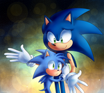 AT: Monty and Sonic
