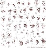 Anime eyes II