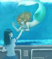 Aquarium Romance by Harukarix3
