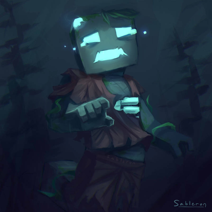 Drowned - Minecraft by Proxentauri on DeviantArt