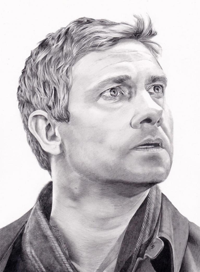 John Watson by Nathalief87