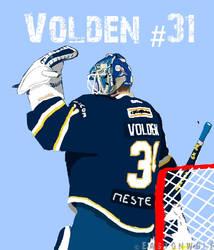 Lars Volden #31 by Eastonwolf