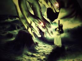 The last breath by Elvisegp