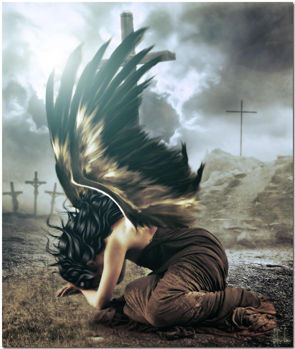 Quando os anjos choram by Elvisegp