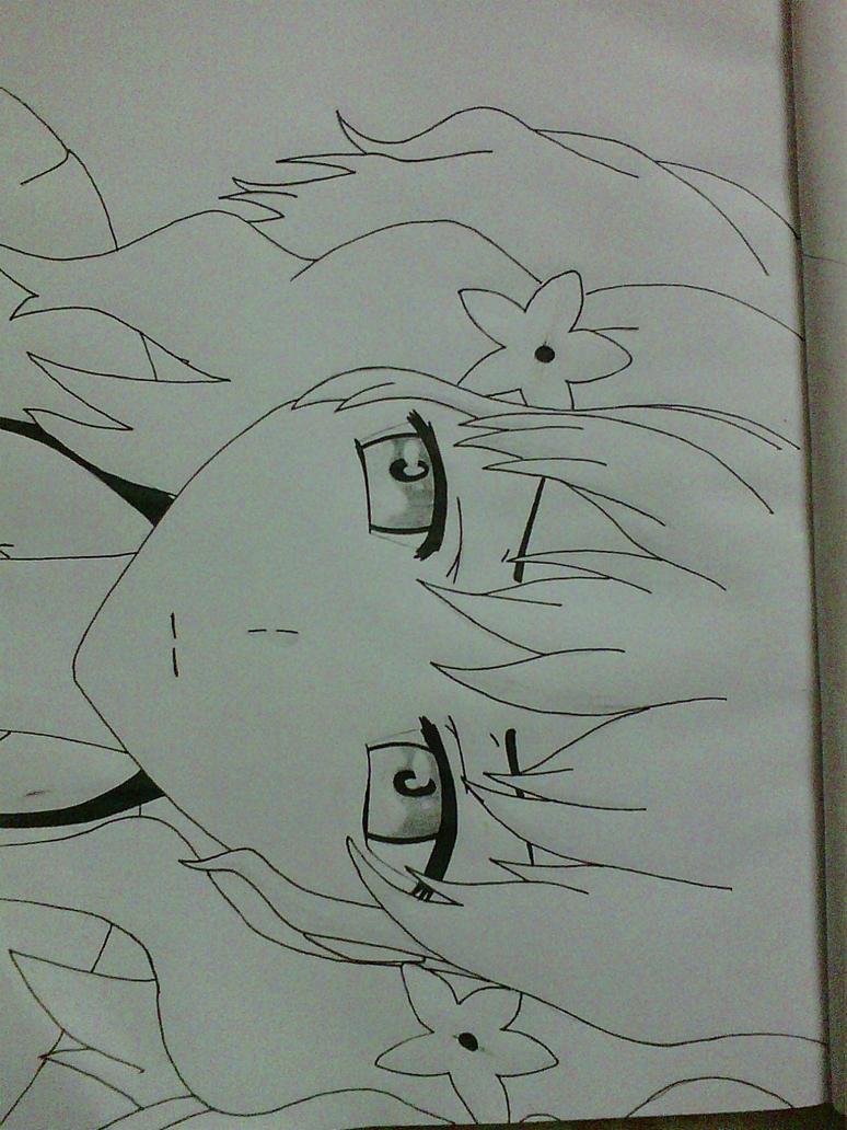 Cute Girl 1 by MayukhRay