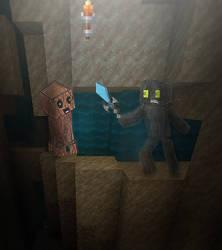 Minecraft Sketch