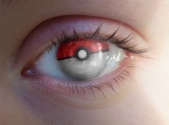 Pokeball Eye