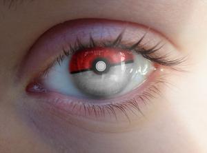 Pokeball Eye