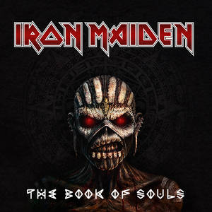 Iron Maiden Book of Souls Fan Art Album Cover.