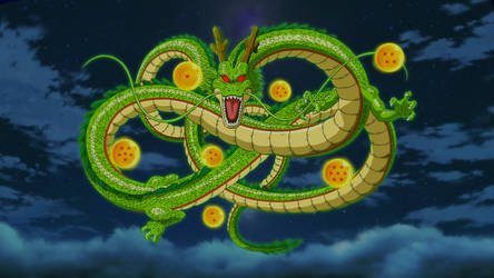 Shenron Wallpaper (1920x1080)
