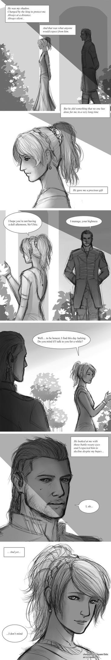 Shadows in the Garden - Part 1 by annaoi