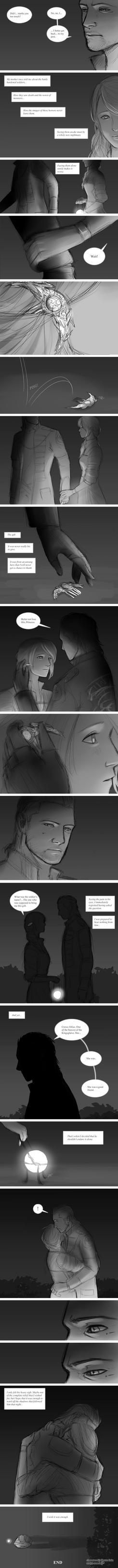 Shadows in the Garden - Part 4 by annaoi